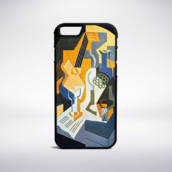 Juan Gris - Still Life With Fruit Dish And Mandolin Phone Case – Muse Phone Cases