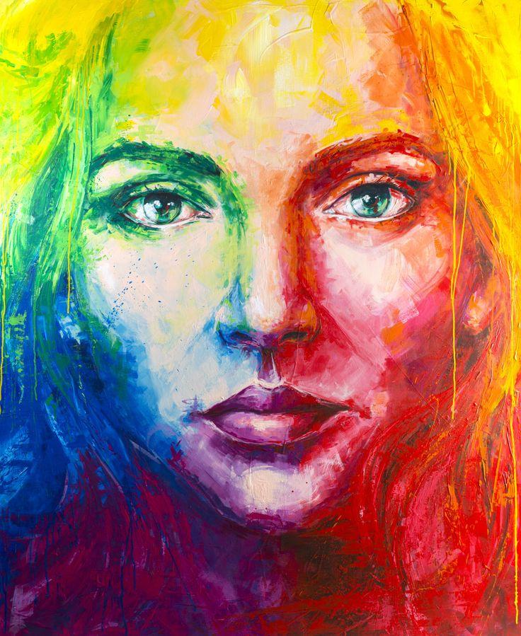 Green 120/150/3 cm Acrylic on canvas