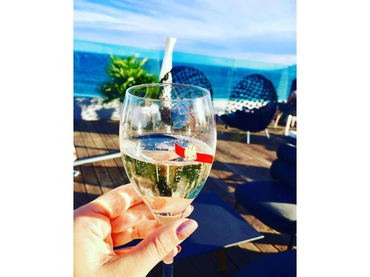 Congratulations to IGer @laura_fiveofsept for taking this week's winning Guestagram photo from the Radisson Blu 1835 Hotel & Thalasso, Cannes.