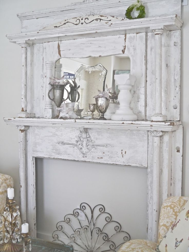 Chateauchic shabby chic pinterest inredning for Finto camino shabby