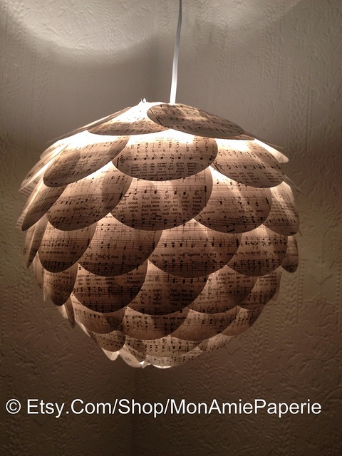 Handmade Illustrated lamps and Stationary
