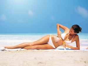 Natural Tanning Oils For A Healthy Tan