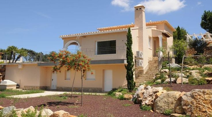 Modern 3 Bed New Build Villa For Sale La Sella Golf Resort, Javea