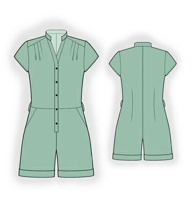 DIY free clothing patterns!