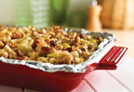 Campbell's Kitchen: Baked Apple Cranberry Stuffing
