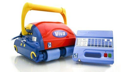 Подводный автоматический робот очиститель бассейна VIVA REVI-BRA0-VIN99