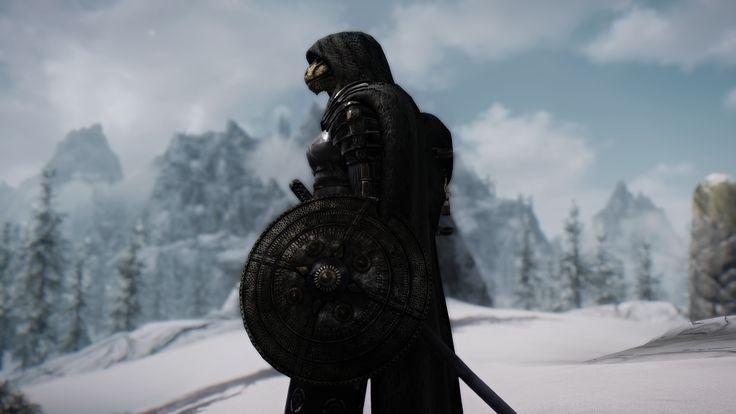 Lone Dragon Hunter #games #Skyrim #elderscrolls #BE3 #gaming #videogames #Concours #NGC