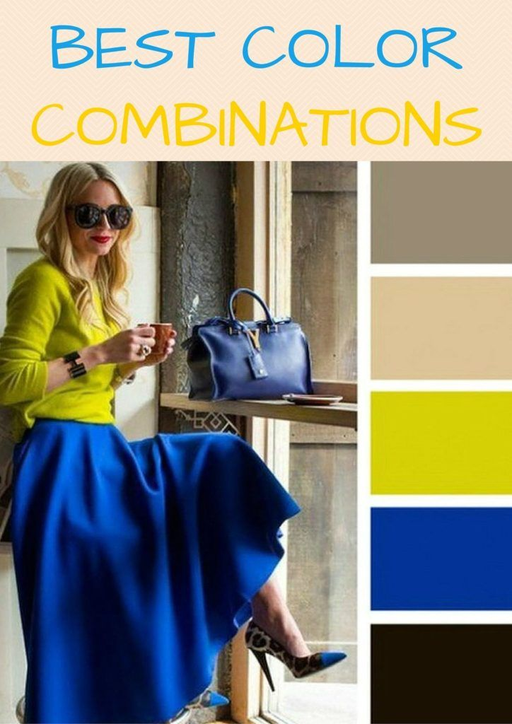 These Are The Best Color Combinations
