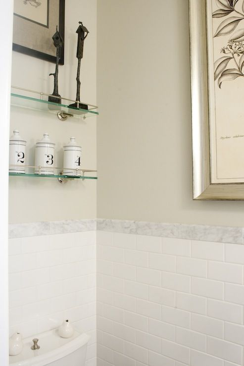 #Apothecary #Bathroom #canisters #chic #Design #glass    – schmuck