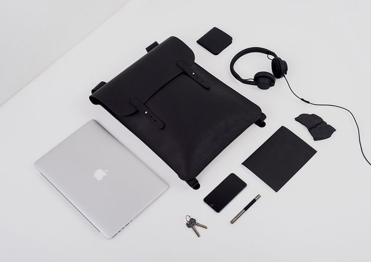 Look No Further for a Minimalist Backpack   Yanko Design