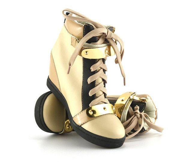 Pantofi Sport cu platforma Sergio Bej http://www.mujer.ro/pantofi-sport-cu-platforma-sergio-bej