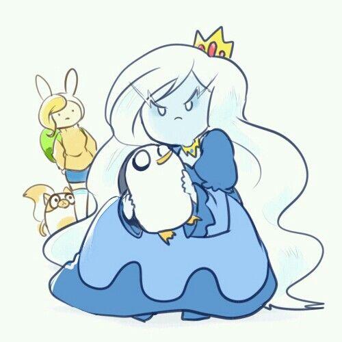 Adventure Time : Ice Queen