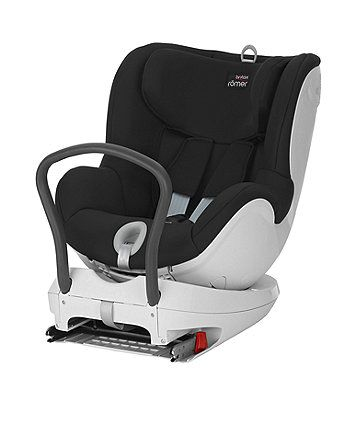 Britax Romer Dualfix Combination ISOFIX Car Seat - Cosmos Black | combination car seats (group 0+-1) | Mothercare