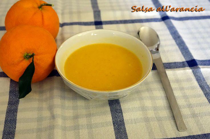 Salsa+all'arancia+per+pesce+e+carne+arrosto