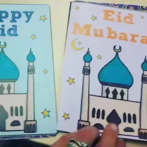 We are getting ready for Eid! We used the card templates (available in Arabic) and the inserts too! (also available in Arabic)   http://m.twinkl.co.uk/resource/t-t-15237-eid-mubarak-cards  http://m.twinkl.co.uk/resource/t-t-23910-eid-mubarak-cards-arabic  http://m.twinkl.co.uk/resource/t-t-20859-eid-card-inserts