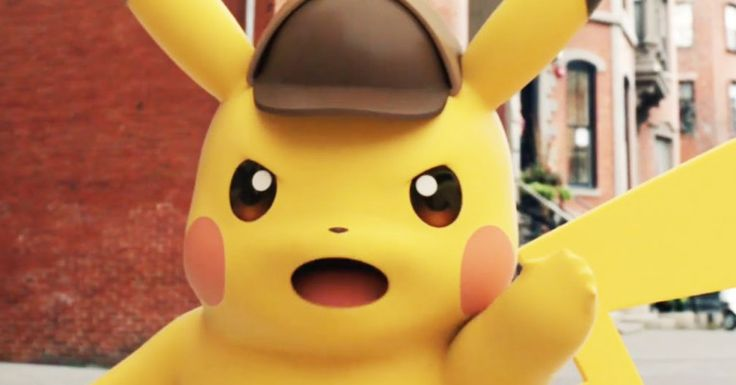 Pokémon is getting a live-action movie based on Detective Pikachu