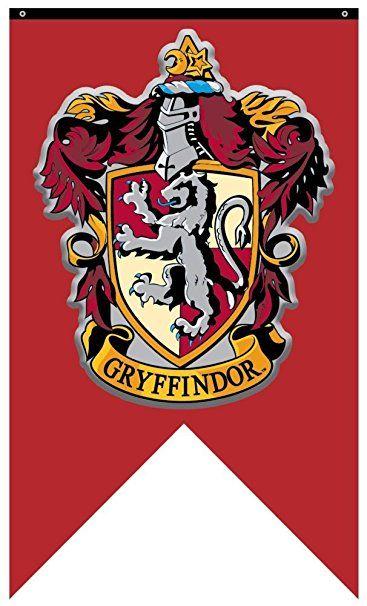 Harry Potter Gryffindor House Wall Banner Harry Potter