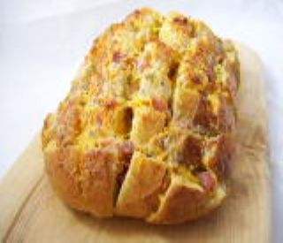 Myfridgefood - Bacon Cheddar Bread
