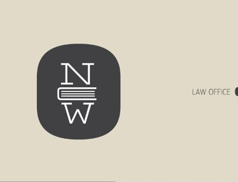 brand identity for a law office.   Like the contemporary feel to a traditional industry.