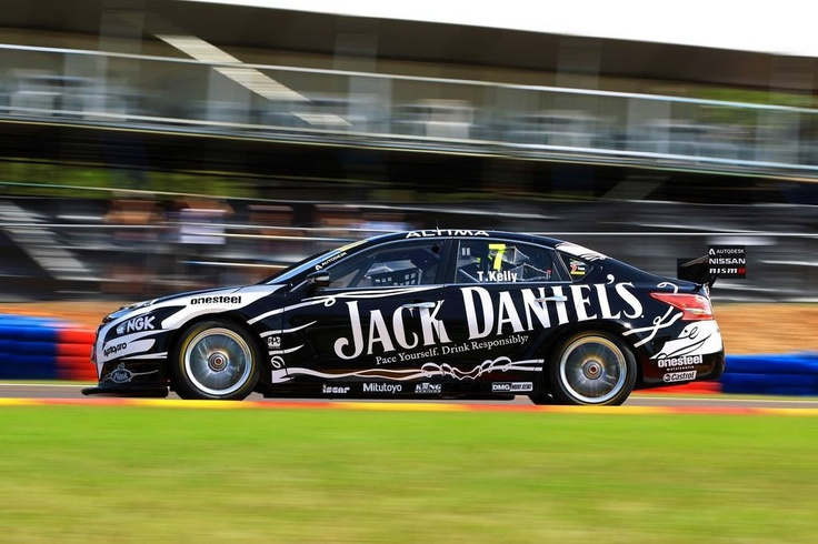 Hidden Valley Raceway - Darwin - Jack Daniel's Racing/Nissan Motorsport - #7 T. Kelly