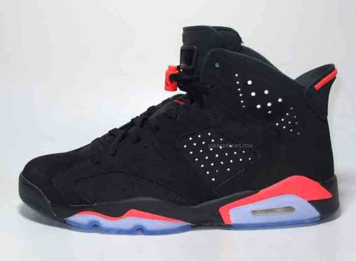 Auction item 'Jordan 6 Retro infrared' hosted online at 32auctions.