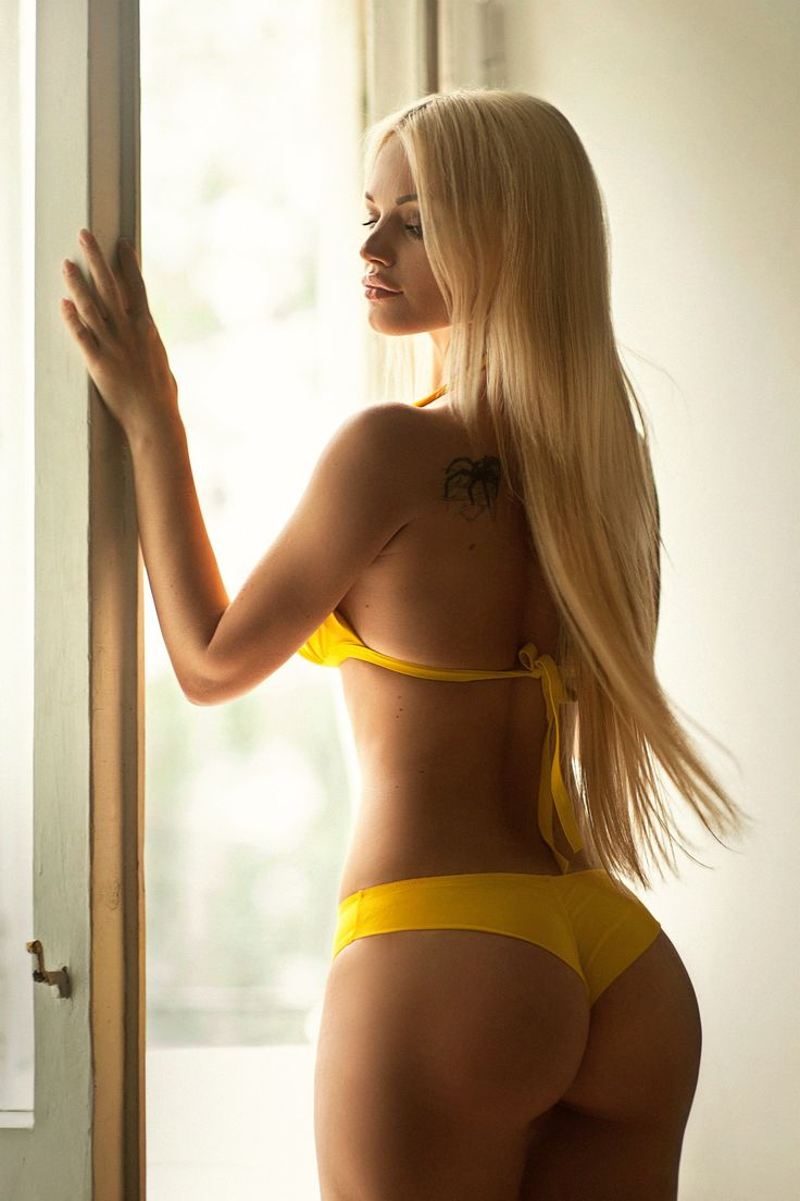 hot blonde ukrainian girl