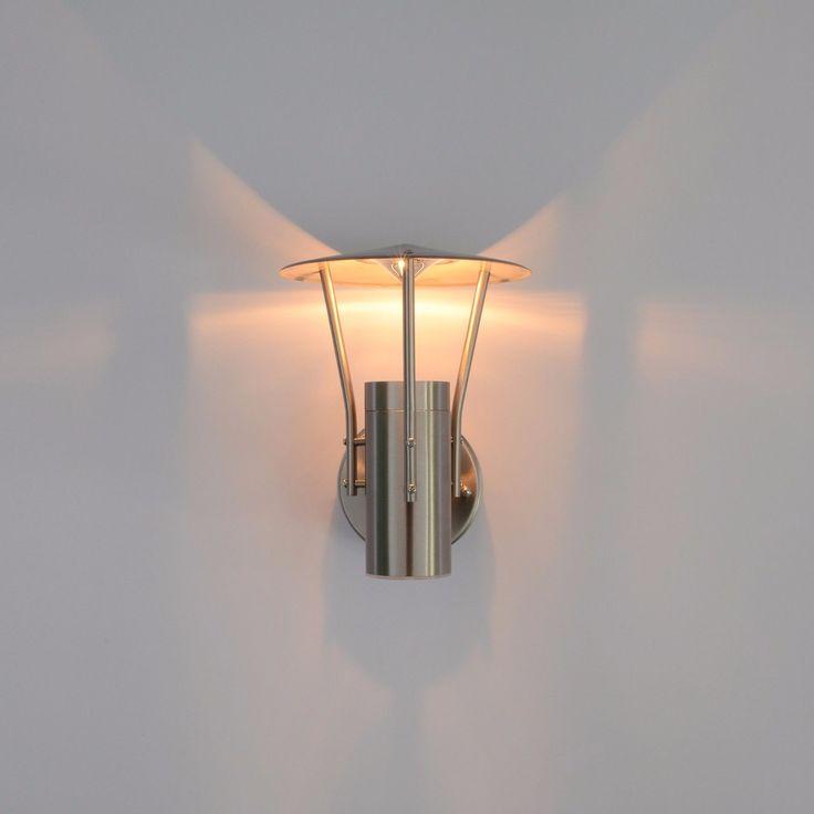 Aussenleuchte Wandleuchte 242 A2 Außenwandleuchte LED Wandlampe Außenlampe in Heimwerker, Lampen & Licht, Außenleuchten | eBay!