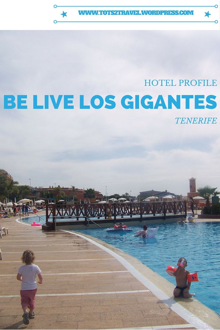 Hotel Profile of Be Live Family Costa Los Gigantes, Tenerife, Spain