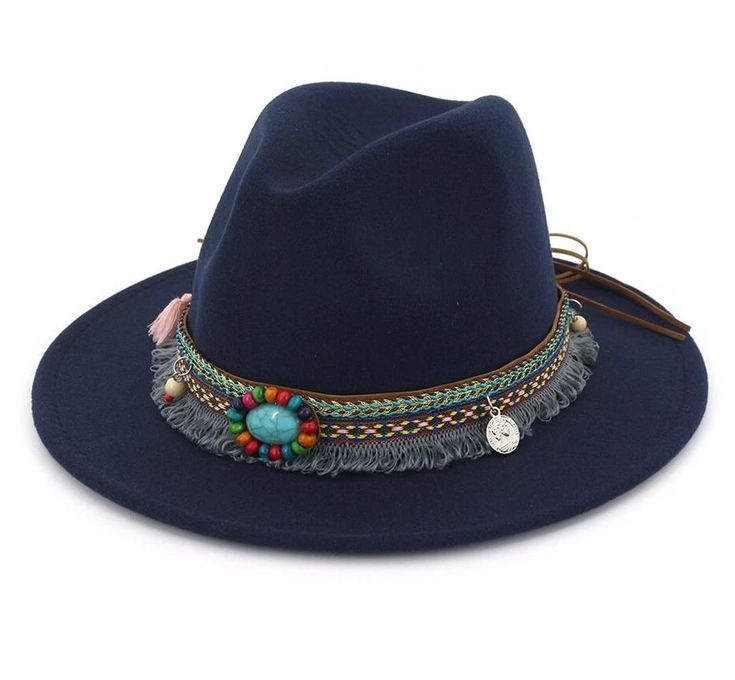 "New Gorgeous ""Rhythm & Blues"" Fedora Hats – Products"