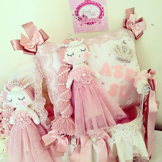 Bebek Takı Yastıkları