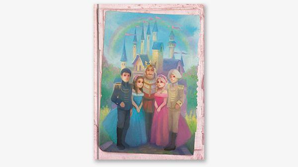 V této knize se Váš syn, vnuk či synovec stane statečným princem, Vaše dcera, vnučka či neteř krásnou princeznou. Je pouze na Vás, pro koho bude kniha určena. Klasický pohádkový příběh na motivy Boženy Němcové. Zlý skřet unese princeznu a je na statečném princi, aby ji svou odvahou a chytrostí vysvobodil. Kniha je určena pro děti od 5 let. Rovněž tento titul doporučujeme jako ideální první čtení, které určitě potěší všechny dívky i chlapce.