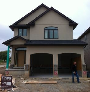 Stucco With Dark Soffit And Fascia 17 Wellington Pinterest Dark Home Exteriors And Tags