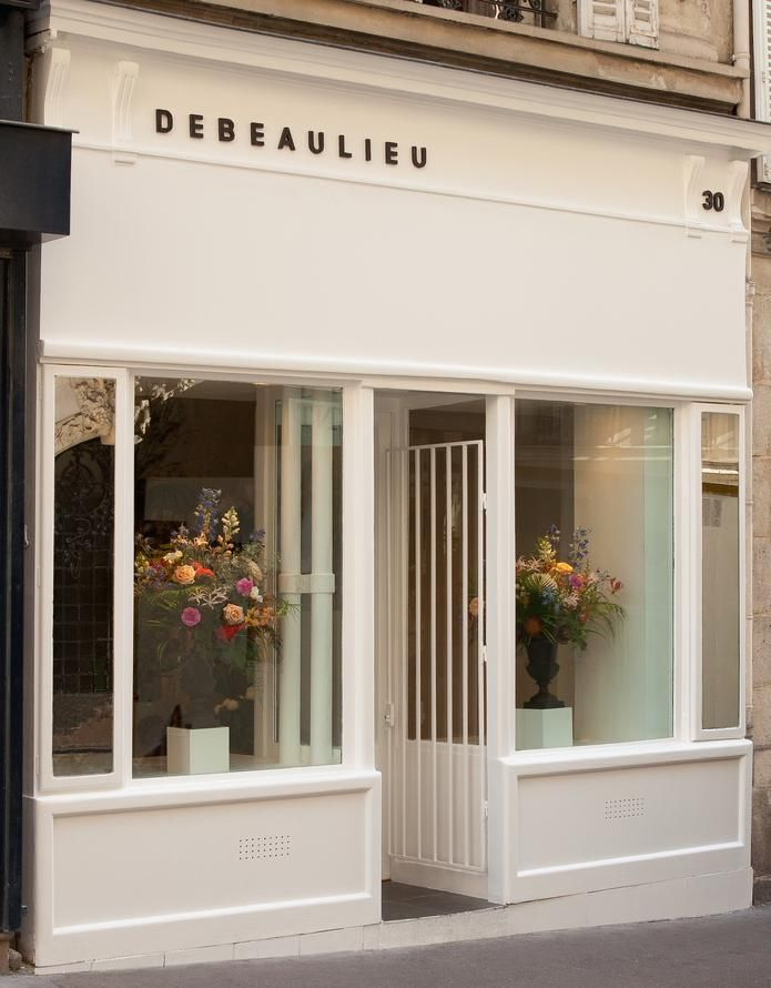 debeaulieu flowers   30 rue henry monnier (right by buvette)