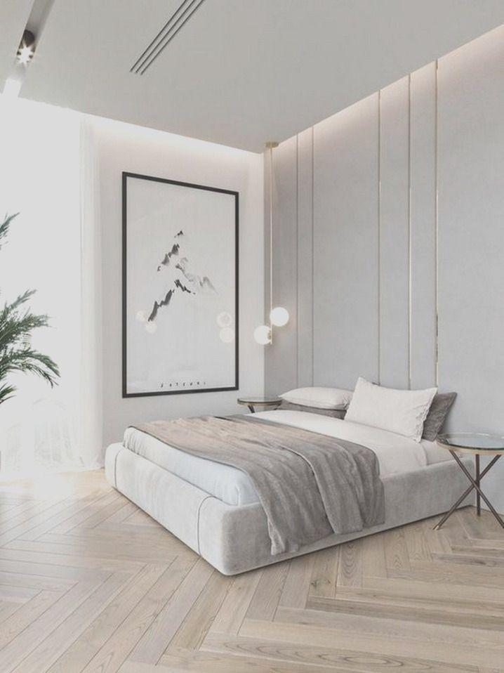 26 Minimalist Bedroom Decoration Ideas That Looks Cool In 2020 Minimalist Bedroom Design Luxurious Bedrooms Minimalist Bedroom