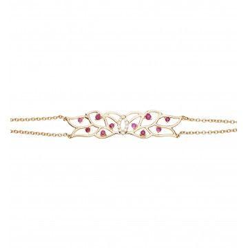 Bracelet Mandala Diamant La Parisienne