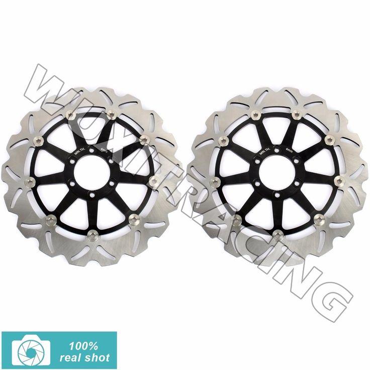 193.18$  Watch here - http://alirr1.shopchina.info/1/go.php?t=32813279763 - Front Brake Discs Rotors for BIMOTA YB7 400 V-DUE 500 97-00 BB1 650 SUPERMONO 96-00 1D 851 TESI DB2 904 SR DB3 904 MANTRA 93-00  #magazine
