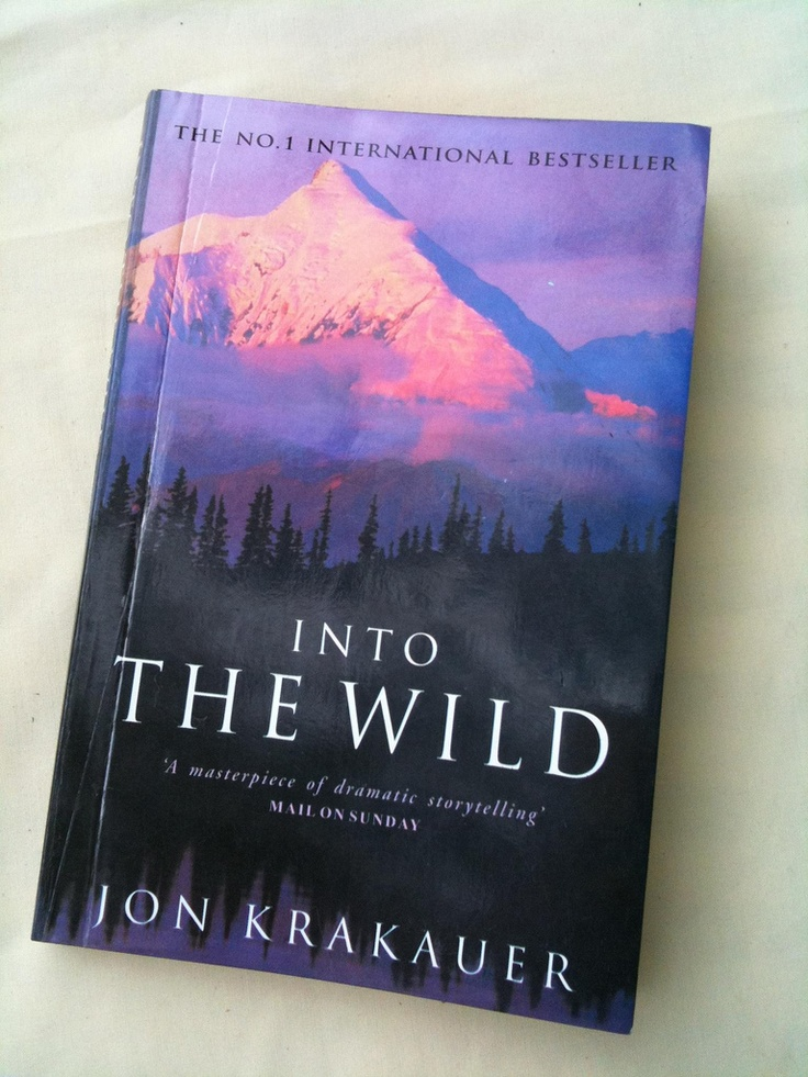 into the wild jon krakauer thesis