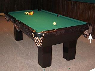 How To Re Cover A Pool Table Pocket Fringe