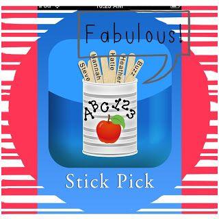 Pick stick