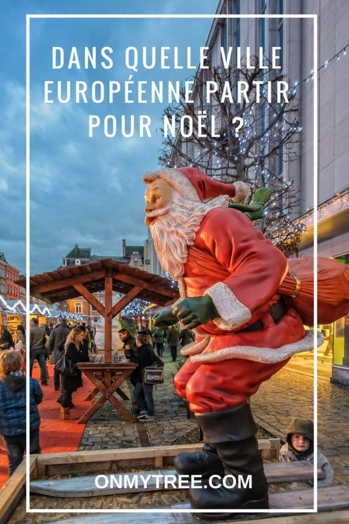 Dans quelles villes d'Europe partir pour fêter Noël ou le Nouvel An ?