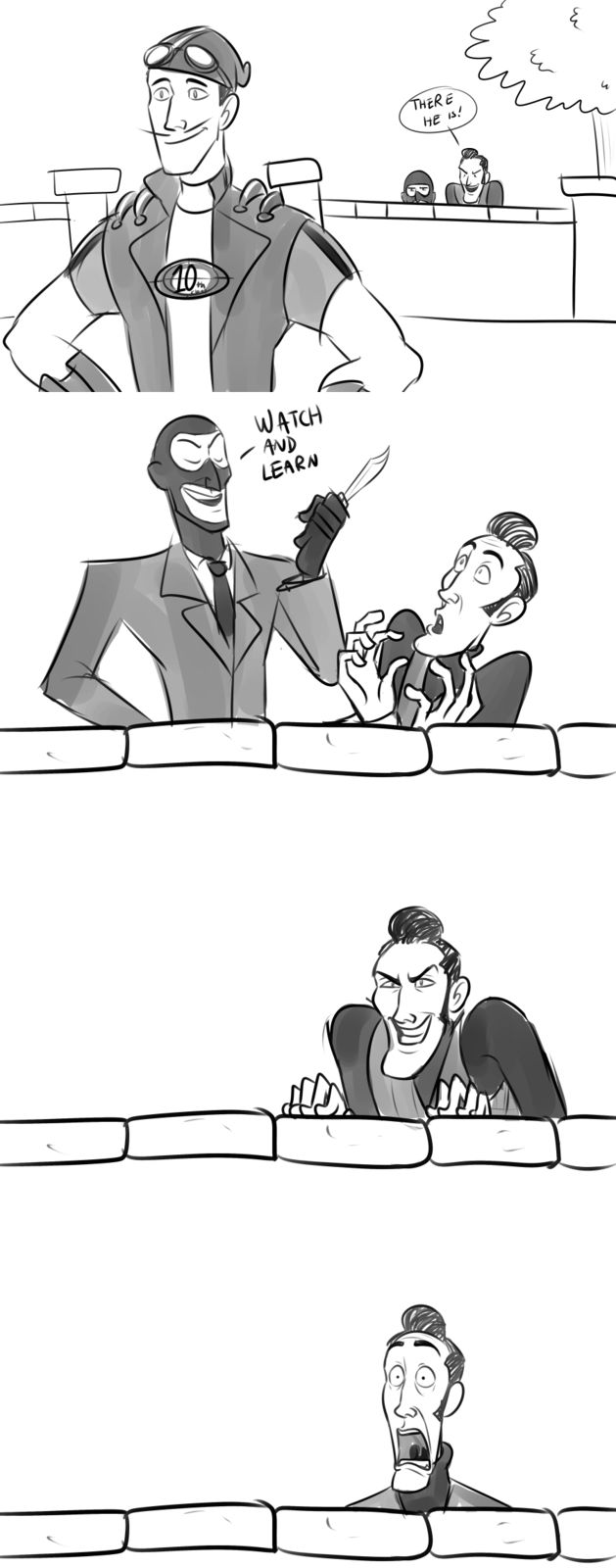 ...so THATS where I heard his name from not Lazytown but Spy was his name I was wondering where I heard of this cartoon...Yea I remember watching something to do with Spy as a kid and of course me being a kid I didn't know what the heck he was doing but I think the show was canceled soon a after it was on air