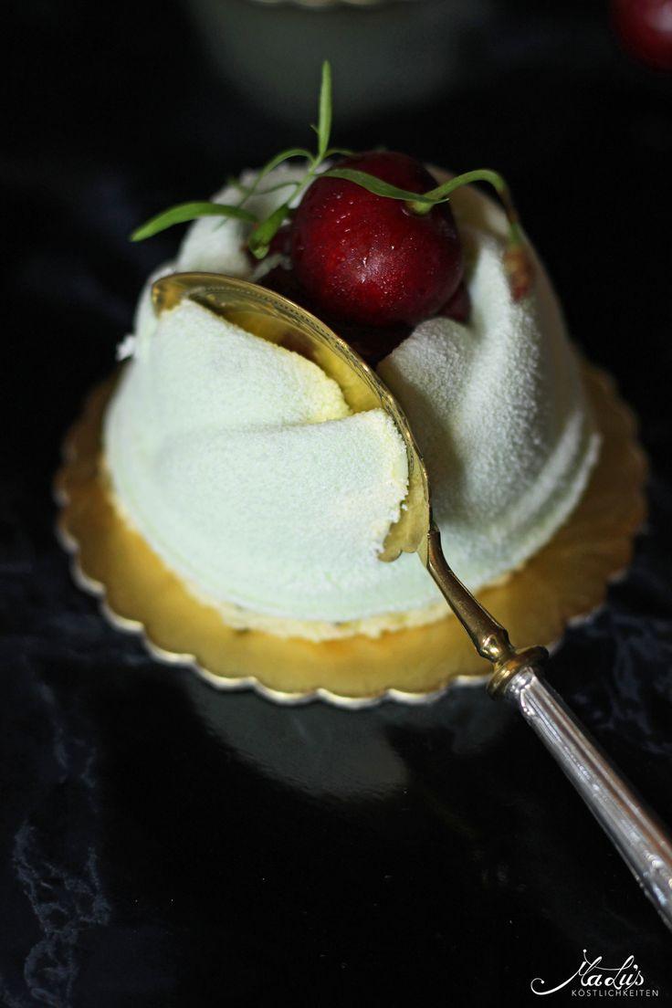 Zitronen-Estragon Törtchen
