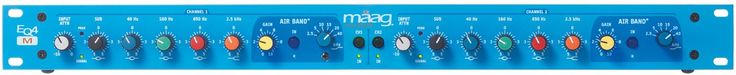Maag Audio EQ4M Mastering Equalizer - Vintage King Audio