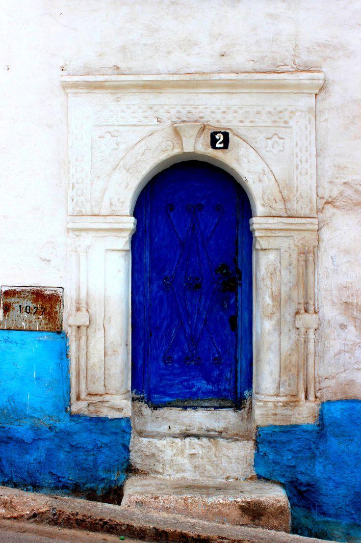 Doorway No.2 - Morocco