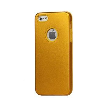 Guld iPhone 5S aluminium etui