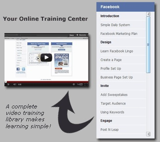 Complete online training