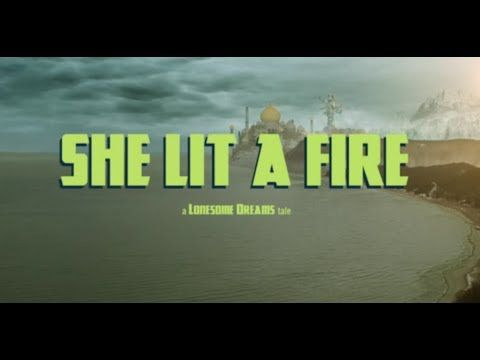 ▶ Lord Huron - She Lit a Fire (Official) - YouTube