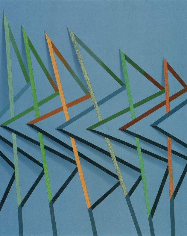 tomma abts art | Art for an Anxious Time: Essay on Tomma Abts paintings by Laura ...