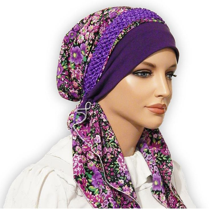 Order our popular Pretied Scarf Tichel Bandanna in your size.