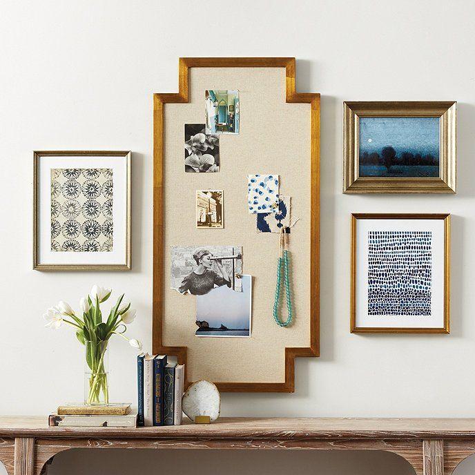 Celine Message Board Ballard Designs Decorative Magnetic Board